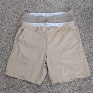 Roundtree and York khaki 42 shorts